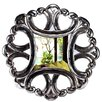 Foreign Affairs Home Decor Paloma Carved Mirror
