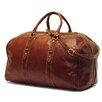 "Floto Imports Venezia 22"" Leather Travel Duffel"