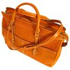 """<strong>Floto Imports</strong> Casiana 21"""" Leather Travel Duffel"""