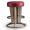 "Createch Saturne 24"" Swivel Bar Stool with Cushion"
