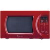 <strong>0.9 Cu.Ft. 900W Microwave with Digital Touch</strong> by Magic Chef
