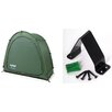 Cave Innovations Tidy Tent in Green with Anka Point (Set of 2)