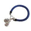 <strong>Boy & Girl Lapis Lazul Charm Bracelet</strong> by Vivian Yang