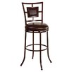"<strong>Hillsdale Furniture</strong> Foxholm 30"" Swivel Bar Stool"