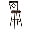 "<strong>Hillsdale Furniture</strong> Constance 30"" Swivel Bar Stool"