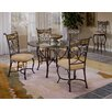 Hillsdale Furniture Pompei 5 Piece Dining Set