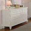 <strong>Hillsdale Furniture</strong> Westfield 7-Drawer Dresser