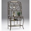 <strong>Brookside Stone Baker's Rack</strong> by Hillsdale Furniture