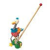 Wonderworld Speedy Flamingo Push Toy