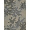 <strong>Urban Winter Flower Vapor Rug</strong> by Calvin Klein Home Rug Collection
