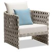 100 Essentials Loft Single Sofa with Cushions