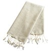 <strong>Scents and Feel</strong> Fouta Honeycomb Weave Hand Towel
