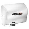 eXtremeAir Adjustable High Speed 100 - 240 Volt Hand Dryer in White