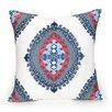 Coastline Ikat Decorative Pillow