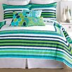 Trina Turk Residential Huntington Stripe Comforter Set