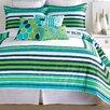 Huntington Stripe Comforter Set