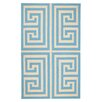 <strong>Trina Turk Residential</strong> Greek Key Blue Rug