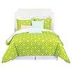 Trina Turk Residential 3 Piece Comforter Set