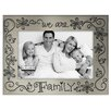 "Malden 4"" x 6"" We Are Family Picture Frame"