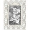 """<strong>4"""" x 6"""" Damask Ornate Wash Picture Frame</strong> by Malden"""
