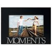 "Malden 4"" x 6"" Moments Rustic Nails Picture Frame"