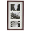 <strong>Fairhaven 3-Opening Picture Frame</strong> by Malden