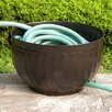 Innova Hearth and Home Decorative Cast Steel Hose Pot