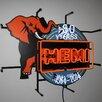 Neonetics Hemi 50Th Anniversary Neon Sign