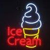 Neonetics Ice Cream Neon Sign