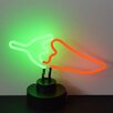 Neonetics Business Signs Chili Pepper Neon Sign