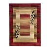 Infinity Home Barclay Red Molly Twigs Rug