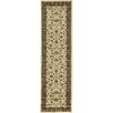 Infinity Home Barclay Ivory Sarouk Traditional Rug