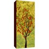 <strong>Green Leaf Art</strong> Fall Tree I Wall Art