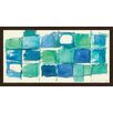 Green Leaf Art 131 West 3rd Street Framed Painting Print