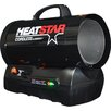 Heatstar Cordless Rechargeable 30,000-60,000 BTU Forced Air  Propane Space Heater