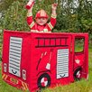 <strong>Kiddiewinkles</strong> Fire Engine Playhouse