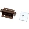 """Liberty Hardware Single Touch Magnetic 1.69"""" Hinge"""