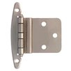 """<strong>Liberty Hardware</strong> Inset 2.81"""" Hinge (Set of 2)"""