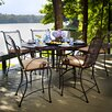 <strong>Meadowcraft</strong> Monticello 7 Piece Dining Set