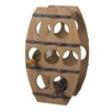 <strong>CBK</strong> Wine Barrel 7 Bottle Wine Rack