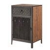 CBK Toscana 1 Drawer Side Cabinet