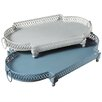 CBK 2 Piece Scroll Tray Set