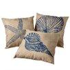 CBK Coastal Pillow (Set of 3)