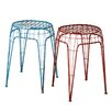 CBK Wire Stool (Set of 2)