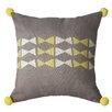 CBK Diamond Pattern Pillow (Set of 2)