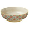 "CBK Hand Painted Pattern 11.02"" Serving Bowl (Set of 2)"