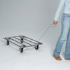 Midwest Homes For Pets Pet Crate Dolly with Rope Handle