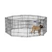 Midwest Homes For Pets Exercise Dog Pen II