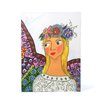 <strong>Art Wall</strong> ''Angel Ellen'' by Debra Purcell Painting Print on Canvas