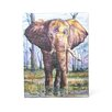 <strong>Art Wall</strong> ''Elephant'' by Dan McDonnell Painting Print on Canvas